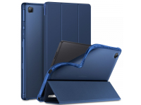 Husa Tableta TPU INFILAND SMART STAND pentru Samsung Galaxy Tab A7 10.4 (2020), Bleumarin, Blister