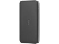 Baterie Externa Powerbank Xiaomi Redmi PB100LZM, 10000 mA, Standard Charge 5V, 2 x USB, Neagra, Blister