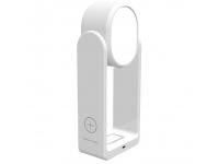 Lampa LED OEM RT2, cu Modul Incarcare Wireless + Oglinda, Alba, Blister
