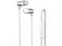 Handsfree Casti In-Ear Lenovo QF320, Cu microfon, 3.5 mm, Alb