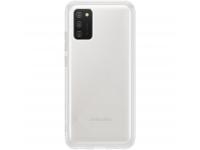 Husa TPU Samsung Galaxy A02s, Clear Cover, Transparenta EF-QA026TTEGEU