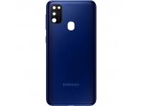 Capac Baterie Samsung Galaxy M21, Bleumarin