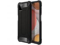 Husa TPU Tech-Protect Xarmor pentru Samsung Galaxy A12 A125, Neagra, Blister
