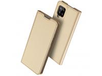 Husa Poliuretan DUX DUCIS Skin Pro pentru Samsung Galaxy A42 5G, Aurie, Blister