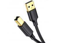 Cablu Imprimanta UGREEN, 480 Mbps, 3 m, Negru, Bulk