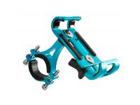 Suport Bicicleta OEM Z-07, Pentru Telefon, Albastru