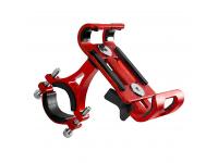 Suport Bicicleta OEM Z-07, Pentru Telefon, Rosu, Blister