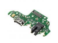 Placa Cu Conector Audio - Conector Incarcare / Date - Microfon Huawei P20 lite (2019)