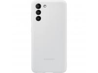 Husa TPU Samsung Galaxy S21 5G, Gri EF-PG991TJEGWW
