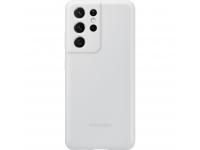 Husa TPU Samsung Galaxy S21 Ultra 5G, Gri EF-PG998TJEGWW