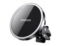 Incarcator auto Wireless Joyroom JR-ZS240, Quick Charge, 15W, Negru, Blister