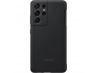Husa TPU Samsung Galaxy S21 Ultra 5G, S-Pen, Neagra EF-PG99PTBEGWW
