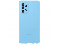 Husa TPU Samsung Galaxy A52, Bleu, Blister EF-PA525TLEGWW