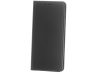 Husa Piele OEM Smart Skin pentru Xiaomi Mi 10T Lite 5G, Neagra, Bulk