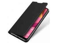 Husa Poliuretan DUX DUCIS Skin Pro pentru Samsung Galaxy A20s, Neagra