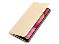 Husa Poliuretan DUX DUCIS Skin Pro pentru Samsung Galaxy A20s, Aurie