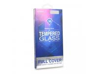 Folie Protectie Ecran OEM pentru Samsung Galaxy S9+ G965, Sticla securizata, Full Face, Full Glue, Case Friendly, Neagra