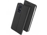 Husa Poliuretan - TPU Nevox VARIO SERIES pentru Samsung Galaxy A52, Neagra, Blister