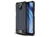 Husa Plastic - TPU OEM Tough Armor pentru Xiaomi Redmi Note 9 Pro / Xiaomi Redmi Note 9S, Bleumarin, Bulk