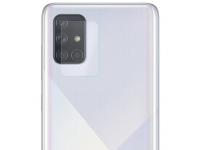Folie Protectie Camera spate WZK pentru Samsung Galaxy A71 A715, Plastic