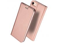 Husa Poliuretan DUX DUCIS Skin Pro pentru Apple iPhone 7 / Apple iPhone 8 / Apple iPhone SE (2020), Roz, Blister