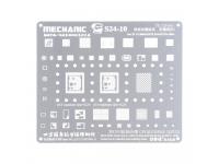 Sita BGA Mechanic S24-10 Apple iPhone 12 mini / Apple iPhone 12 / Apple iPhone 12 Pro / Apple iPhone 12 Pro Max 0.12mm