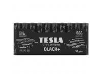 Baterie Tesla Batteries Black+, AAA / LR03 / 1.5V, Set 10 bucati, Alcalina