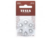 Baterie Tesla Batteries Zinc Air A312, Set 6 bucati, 1.45V