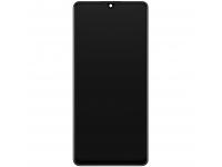 Display - Touchscreen Samsung Galaxy A42 5G, Cu Rama, Negru GH82-24375A
