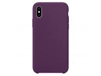 Husa TPU OEM Pure Silicone pentru Apple iPhone 12 Pro Max, Visinie, Blister