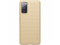 Husa Plastic Nillkin Super Frosted pentru Samsung Galaxy S20 FE G780, Aurie, Blister