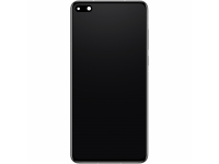 Display - Touchscreen Huawei P40, Cu Rama, cu acumulator si piese, Alb 02353MFW