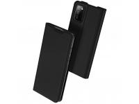 Husa Poliuretan DUX DUCIS Skin Pro pentru Samsung Galaxy A02s A025, Neagra, Blister
