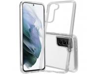Husa TPU Nevox pentru Samsung Galaxy S21+ 5G, StyleShell FLEXSHOCK, Transparenta, Blister