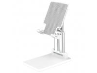 Suport Birou XO Design C59, pentru Telefon / Tableta, Alb