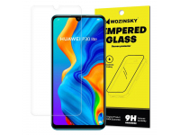 Folie Protectie Ecran WZK pentru Huawei P30 lite, Sticla securizata, 9H