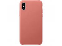 Husa Piele OEM Eco Leather pentru Apple iPhone 7 Plus / Apple iPhone 8 Plus, Roz, Blister