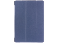 Husa Tableta Piele Tactical Tri Fold pentru Apple iPad 10.2 (2020) / Apple iPad 10.2 (2019), Albastra, Blister