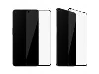 Folie Protectie Ecran OnePlus 9, Sticla securizata, Full Face, Full Glue, 3D, Neagra 5431100215