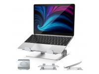 Stand Laptop Lenuo DL-201, Argintiu, Blister