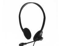 Handsfree Casti Over-Ear Tellur Basic PCH1, Cu microfon, USB, Negru, Blister TLL491141
