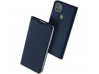 Husa Poliuretan DUX DUCIS Skin Pro pentru Motorola Moto G9 Power, Bleumarin, Blister