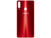 Capac Baterie Samsung Galaxy A20s, Rosu