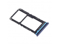 Suport Card - Suport SIM Xiaomi Mi 10T Lite 5G, Albastru