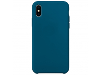 Husa TPU OEM Beline pentru Samsung Galaxy A12 A125, Albastra, Bulk