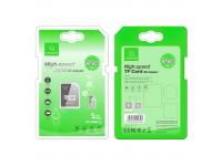 Card Memorie MicroSDHC Usams US-ZB118, 32Gb, Clasa 10 / UHS-1 U1, cu Adaptor ZB118TF01