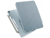 Husa Tableta TPU UNIQ CAMDEN NEW pentru Apple iPad Air (2020), Antimicrobial, CERULEAN, Bleu