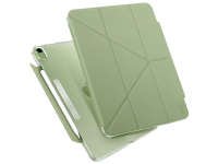 Husa Tableta TPU UNIQ CAMDEN NEW pentru Apple iPad Air (2020), Antimicrobial, SAGE, Verde