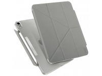 Husa Tableta TPU UNIQ CAMDEN NEW pentru Apple iPad Air (2020), Antimicrobial, FOSSIL, Gri