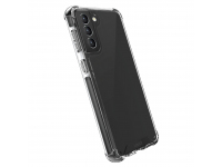 Husa Plastic - TPU UNIQ Combat Antisoc pentru Samsung Galaxy S21 5G, CARBON, Neagra